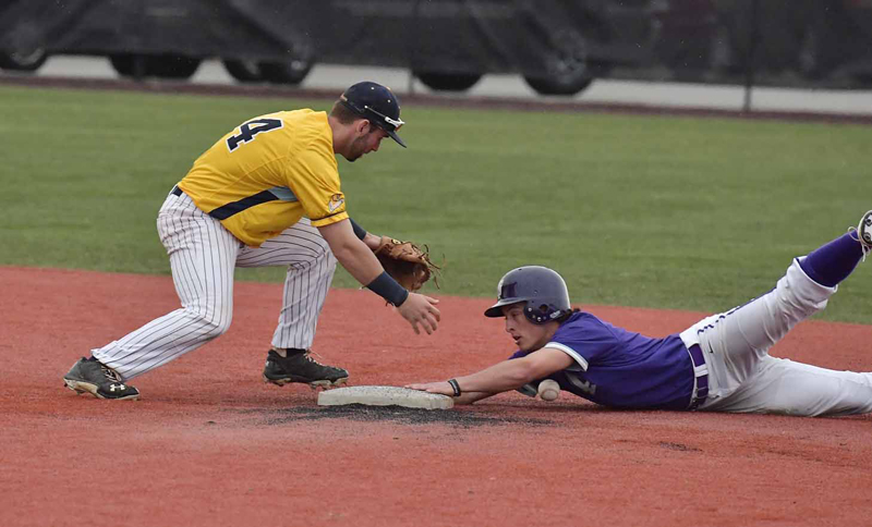 3rd TU Bats Stay Hot Against Cougars Photo