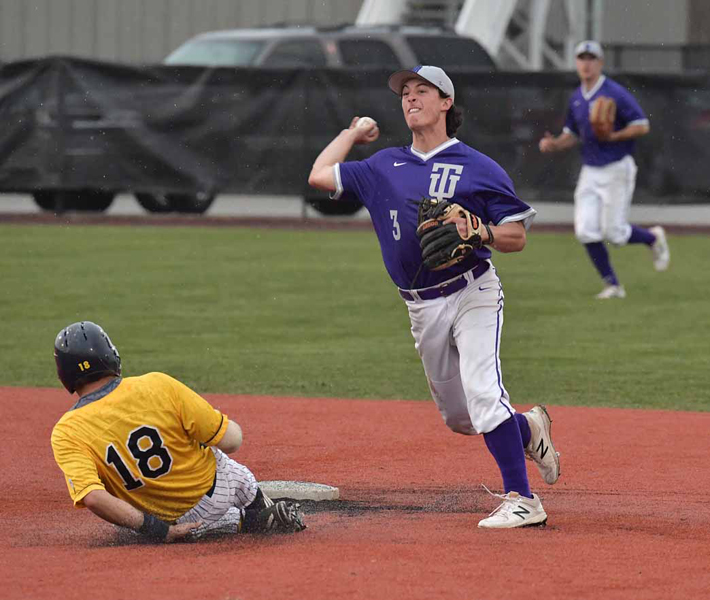 4th TU Bats Stay Hot Against Cougars Photo