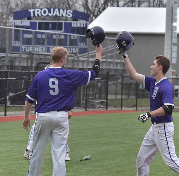 5th TU Bats Stay Hot Against Cougars Photo