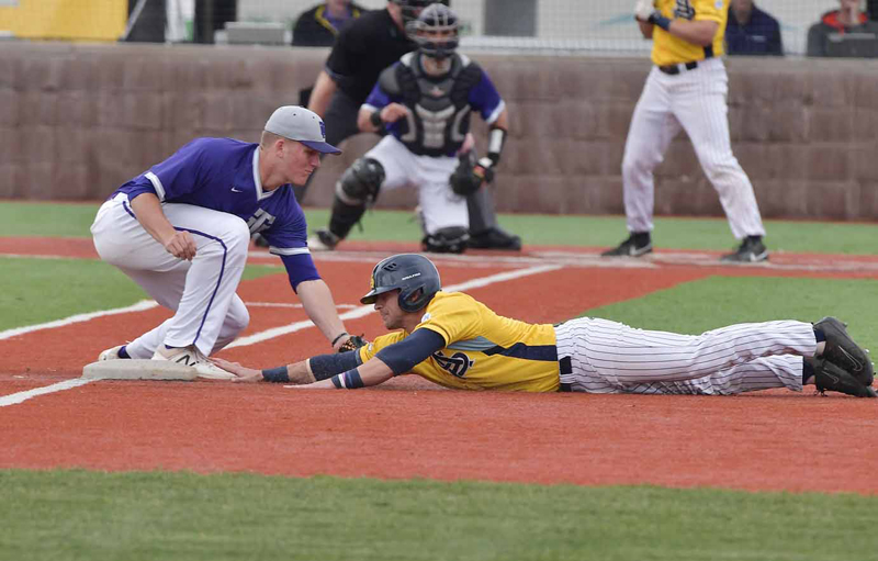 6th TU Bats Stay Hot Against Cougars Photo
