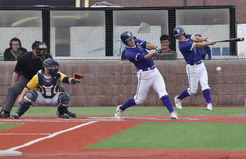 7th TU Bats Stay Hot Against Cougars Photo
