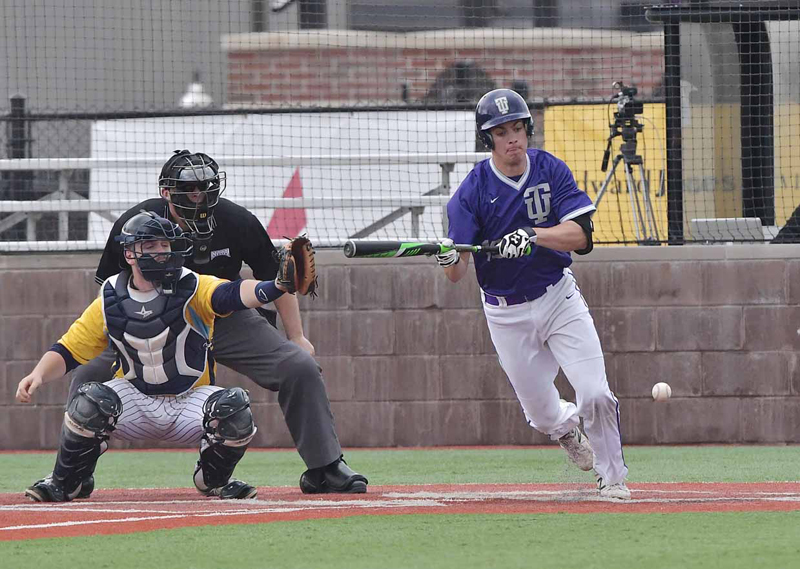 8th TU Bats Stay Hot Against Cougars Photo