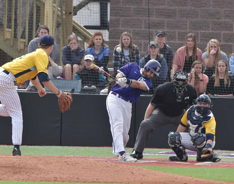 9th TU Bats Stay Hot Against Cougars Photo