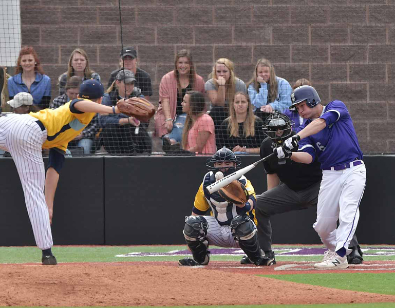 11th TU Bats Stay Hot Against Cougars Photo
