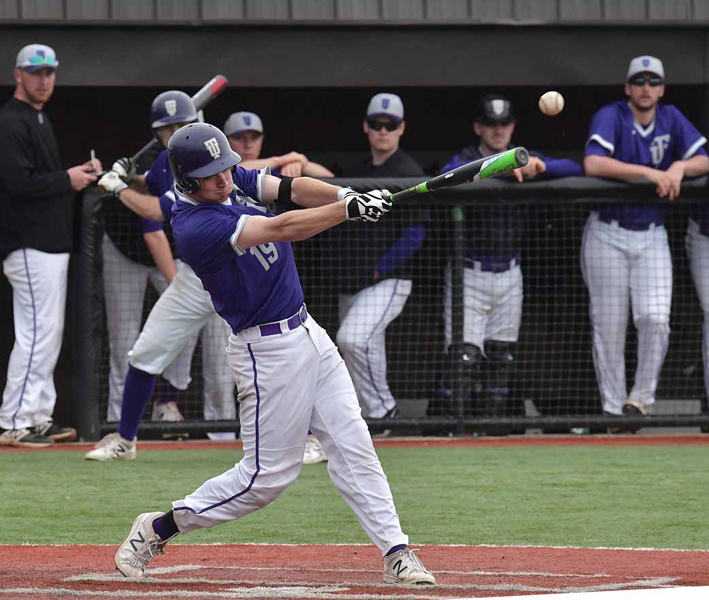 18th TU Bats Stay Hot Against Cougars Photo