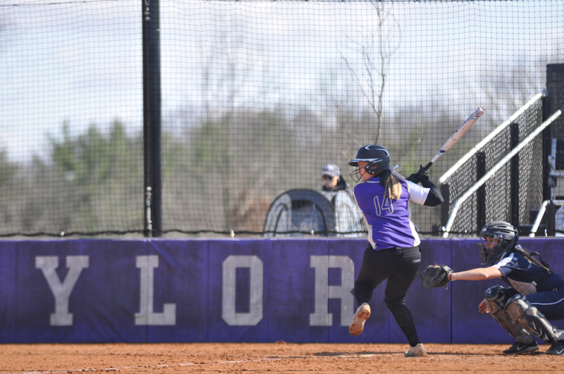 24th Softball Earns Fifth-Straight Sweep Photo