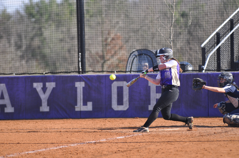 33rd Softball Earns Fifth-Straight Sweep Photo