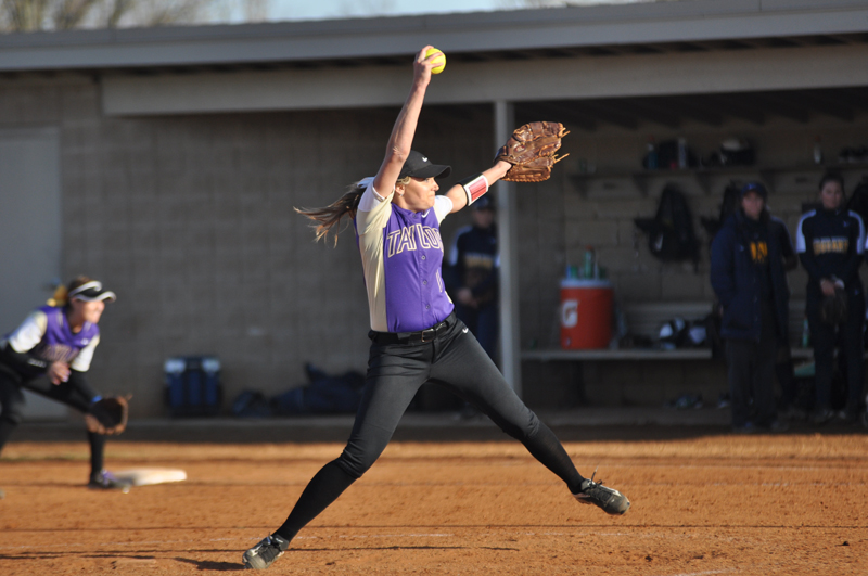 36th Softball Earns Fifth-Straight Sweep Photo