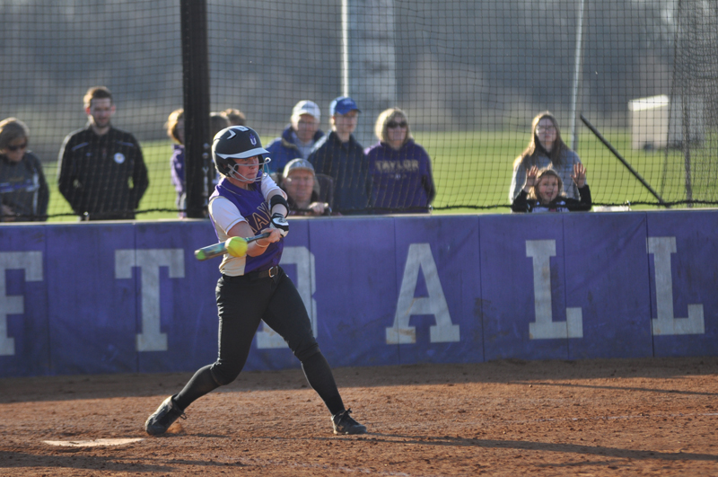 37th Softball Earns Fifth-Straight Sweep Photo