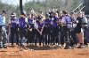19th Softball Earns Fifth-Straight Sweep Photo