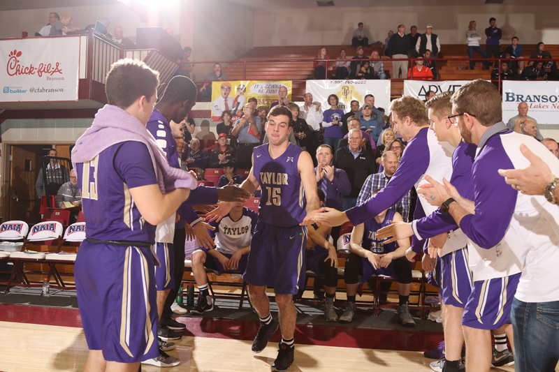 2nd TU Falls at Horn in Sweet 16 Photo