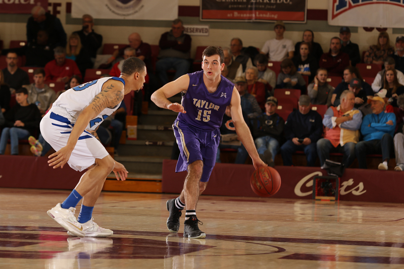 4th TU Falls at Horn in Sweet 16 Photo