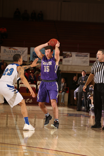 18th TU Falls at Horn in Sweet 16 Photo