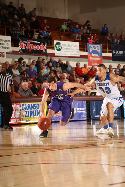19th TU Falls at Horn in Sweet 16 Photo