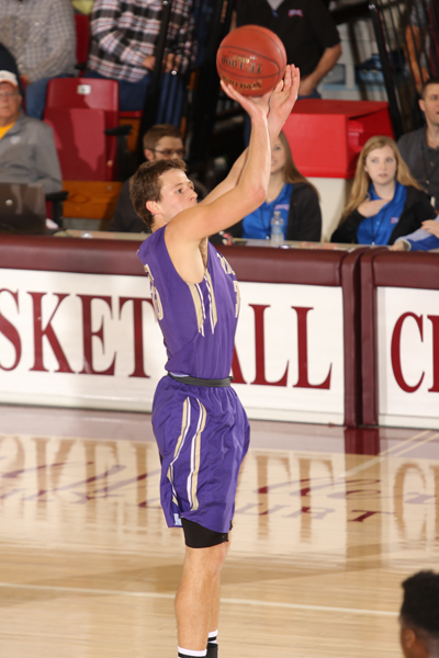 21st TU Falls at Horn in Sweet 16 Photo