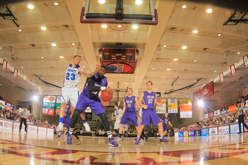 23rd TU Falls at Horn in Sweet 16 Photo