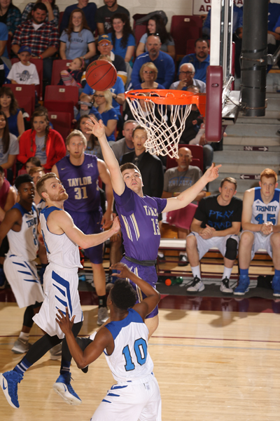 26th TU Falls at Horn in Sweet 16 Photo