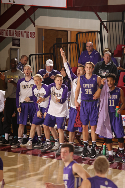 28th TU Falls at Horn in Sweet 16 Photo