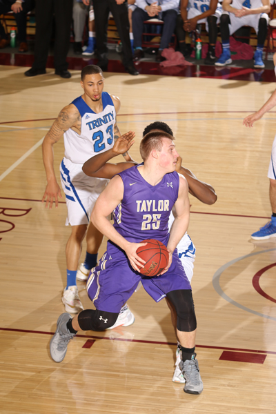 30th TU Falls at Horn in Sweet 16 Photo