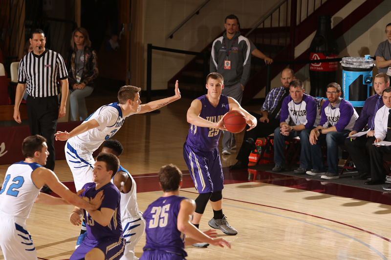 34th TU Falls at Horn in Sweet 16 Photo