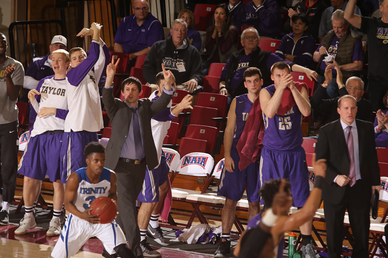 35th TU Falls at Horn in Sweet 16 Photo