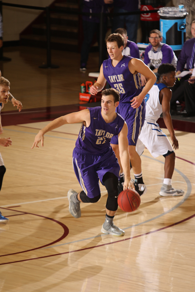 36th TU Falls at Horn in Sweet 16 Photo