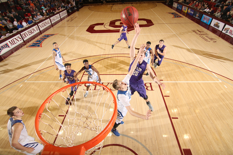38th TU Falls at Horn in Sweet 16 Photo