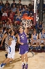 32nd TU Falls at Horn in Sweet 16 Photo