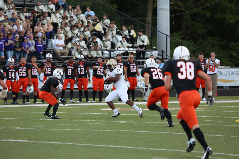 12th Football Blasts Anderson Photo