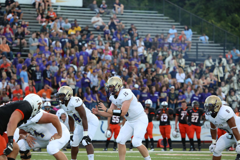 13th Football Blasts Anderson Photo
