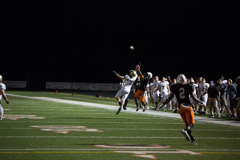 17th Football Blasts Anderson Photo
