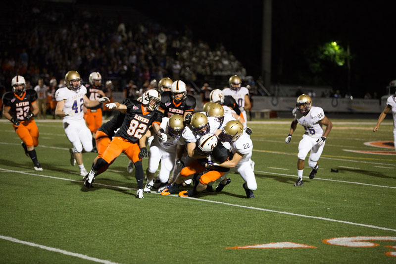19th Football Blasts Anderson Photo