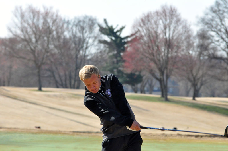 2nd Men's Golf at Trevecca Nazarene  Photo
