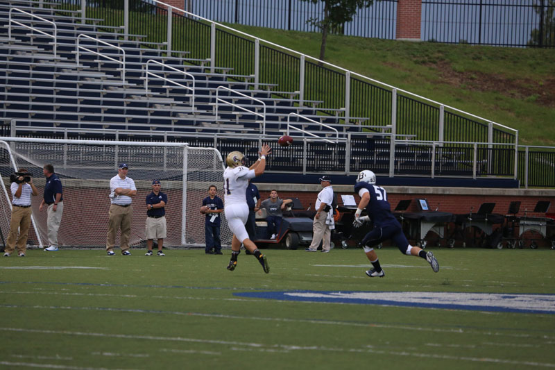 13th Football Plays at Butler Photo