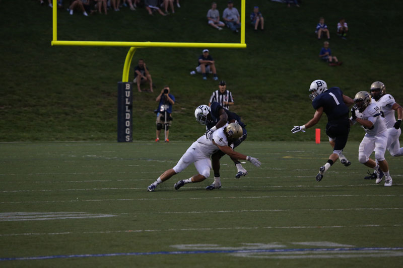 22nd Football Plays at Butler Photo
