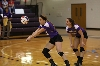 4th Volleyball Sweeps IWU Photo