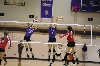 6th Volleyball Sweeps IWU Photo