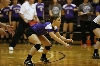 9th Volleyball Sweeps IWU Photo