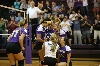 11th Volleyball Sweeps IWU Photo