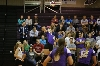 12th Volleyball Sweeps IWU Photo