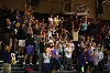 17th Volleyball Sweeps IWU Photo