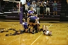 23rd Volleyball Sweeps IWU Photo