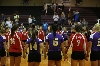 26th Volleyball Sweeps IWU Photo