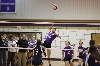2nd Volleyball Sweeps Marian Photo