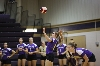 7th Volleyball Sweeps Marian Photo