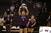 26th Volleyball Sweeps Marian Photo