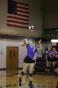 47th Volleyball Sweeps Marian Photo