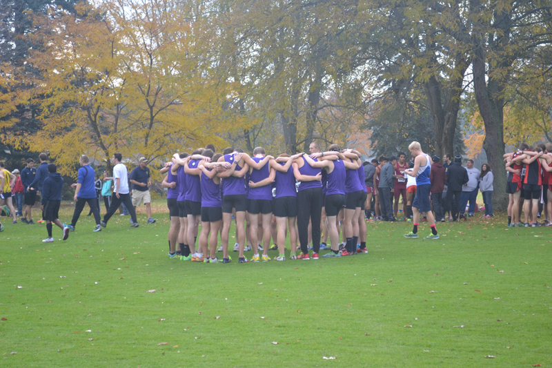 1st Men's Cross Country at Great Lakes Invite Photo