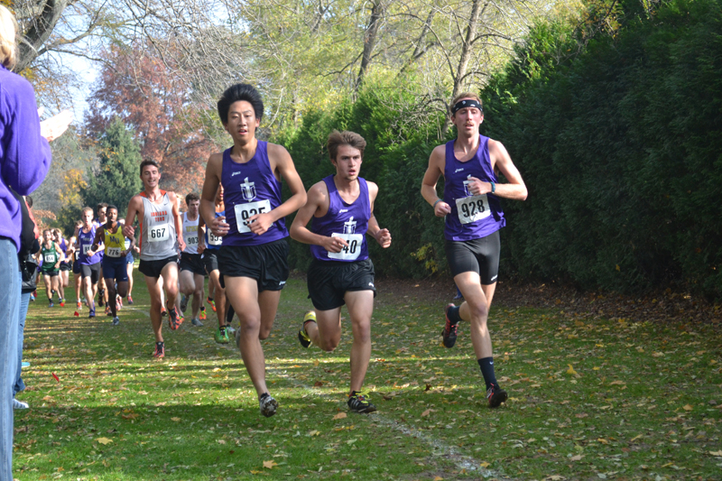 5th Men's Cross Country at Great Lakes Invite Photo