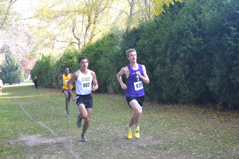 11th Men's Cross Country at Great Lakes Invite Photo